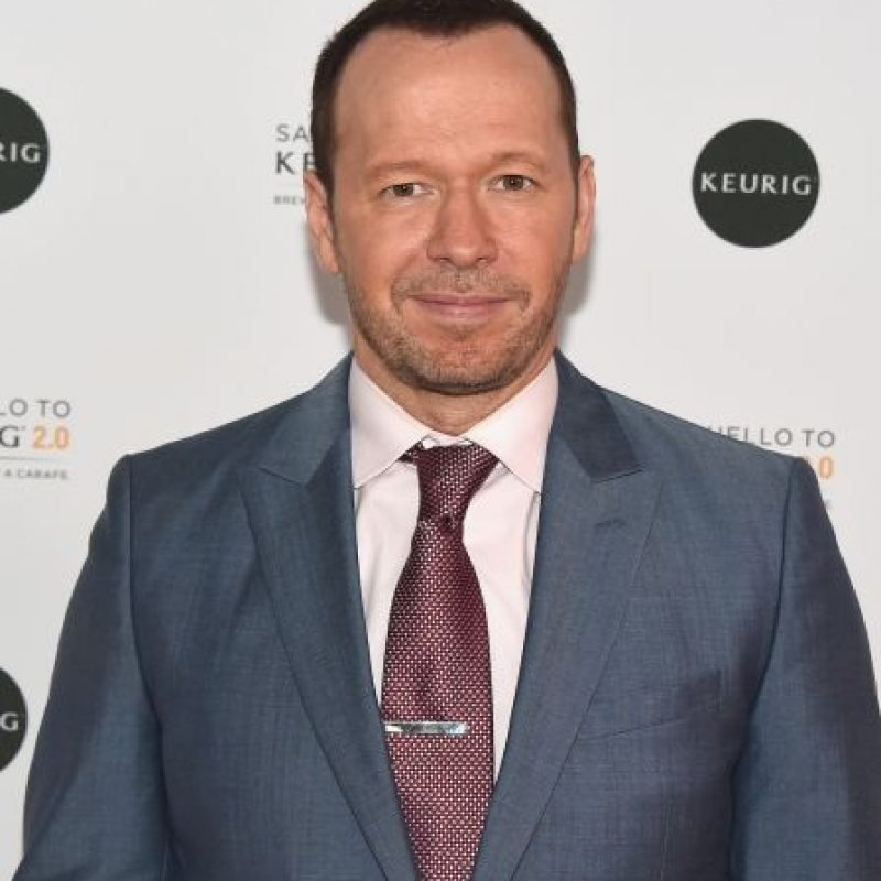 2014, Donnie Wahlberg Foto: Getty Images