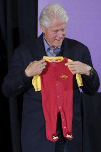 El expresidente de Estados Unidos, Bill Clinton Foto:Getty Images