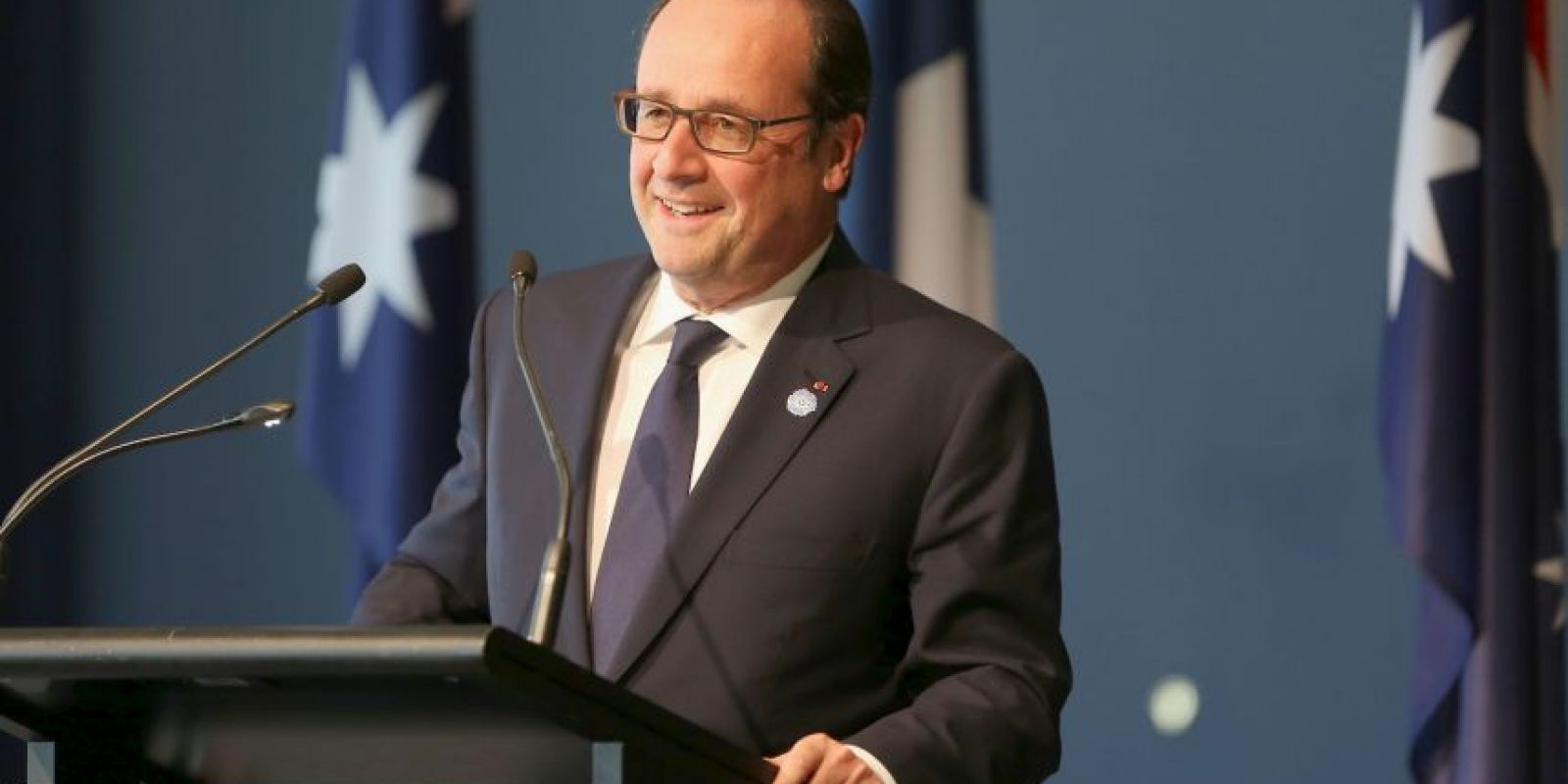 Francois Hollande: 2014, Presidente de Francia Foto: Getty Images