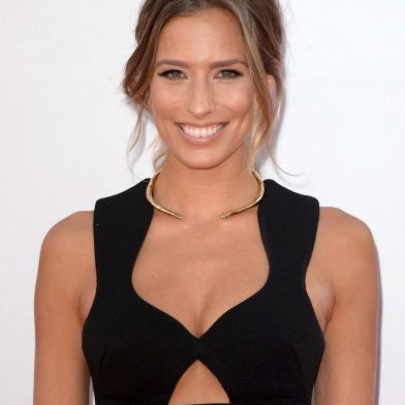 Renee Bargh, presentadora australiana de TV Foto:Getty Images