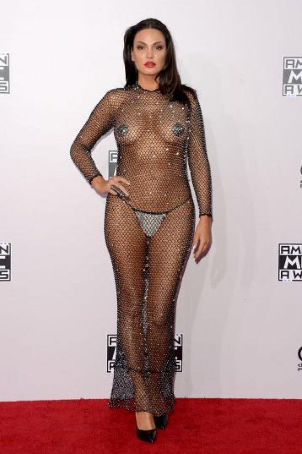 La cantante Bleona Qereti Foto:Getty Images