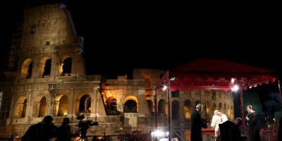 Turista ruso es multado por vandalizar el Coliseo Romano