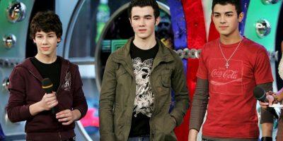 Kevin, Joe y Nick comenzaron su carrera en 2005 Foto:fanpop.com