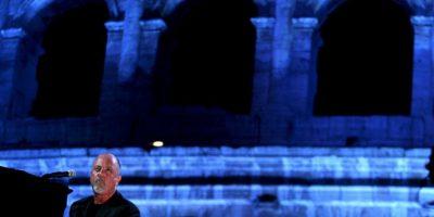 Y el cantante Billy Joel Foto:Getty Images