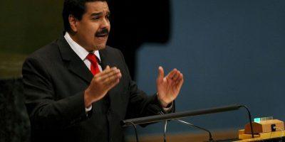 Nicolás Maduro: 2007, como Ministro de Relaciones Exteriores Foto:Getty Images