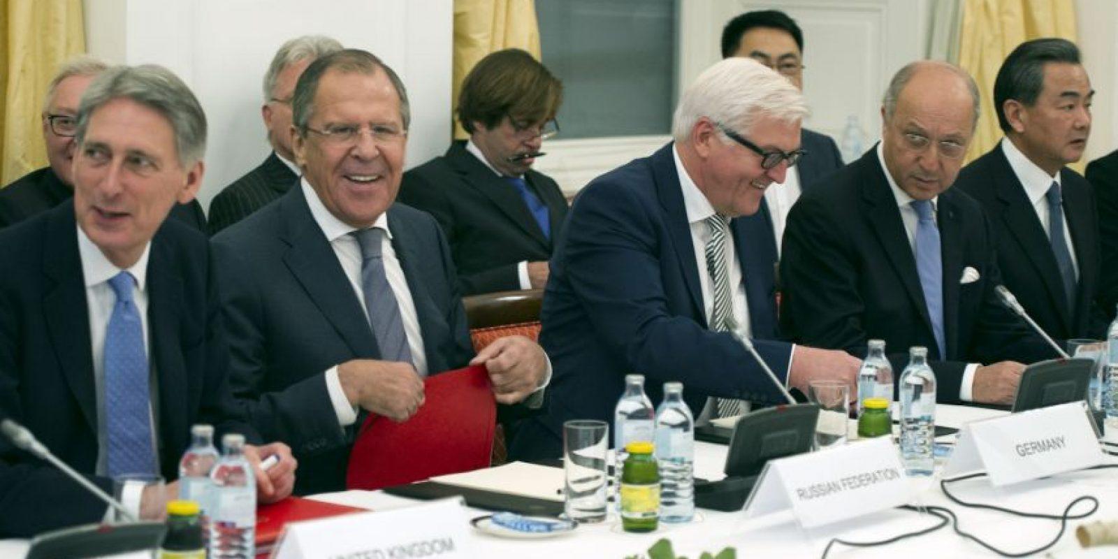 Las reuniones continuarán en diciembre. Foto:AP