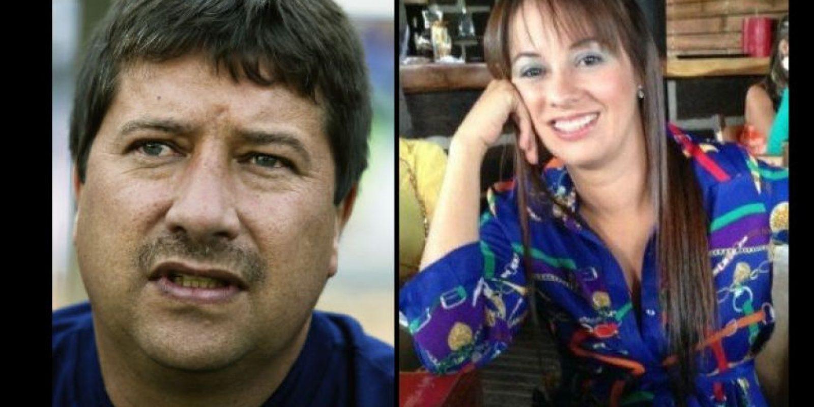 Isabel del Río es la supuesta amante de Hernán Darío Gómez. Foto:Getty Images / twitter.com/isangelesdelrio