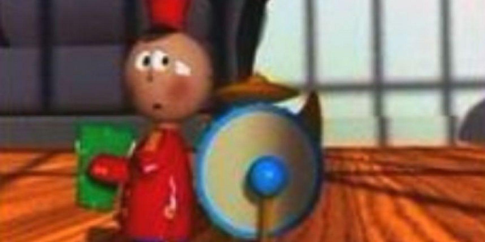 """13.- La historia inició con el cortometraje """"Tin Toy"""", que narraba la historia de un pequeño soldado de juguete que intentaba escapar de un bebé. Foto:Twitter"""