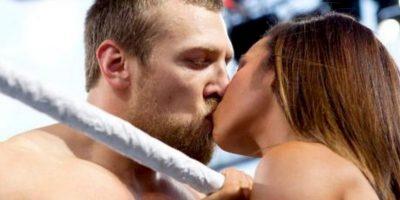 Daniel Bryan y AJ Lee Foto:WWE