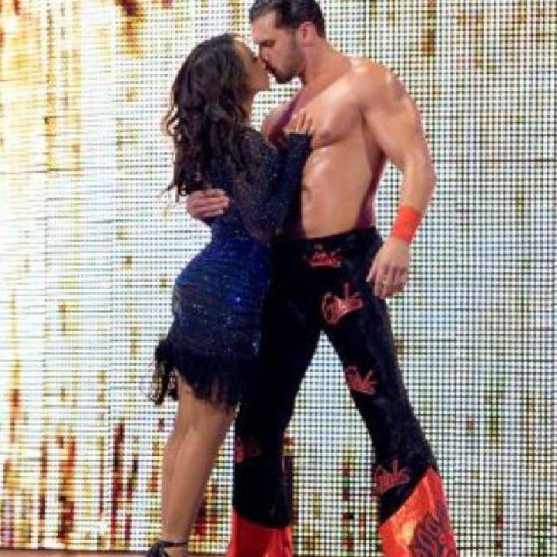 Layla y Fandango Foto:WWE