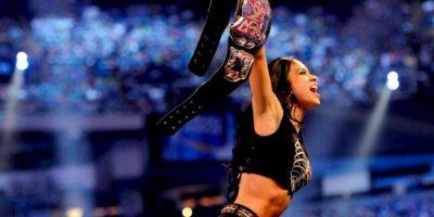 Ha sido Campeona de las Divas en tres ocasiones Foto:WWE