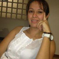 Isabel Fernanda del Río dice que comenzó una relación con Gómez cuando él tenía 46 años y ella 22. Foto:twitter.com/isangelesdelrio
