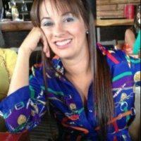 Isabel habría sido golpeada por Hernán Darío en 2011. Foto:twitter.com/isangelesdelrio