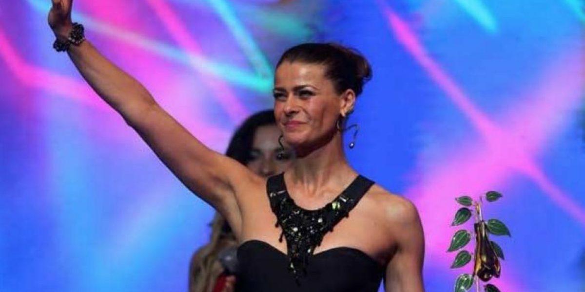Tonka Tomicic, la hermosa anfitriona del sorteo de la Copa América