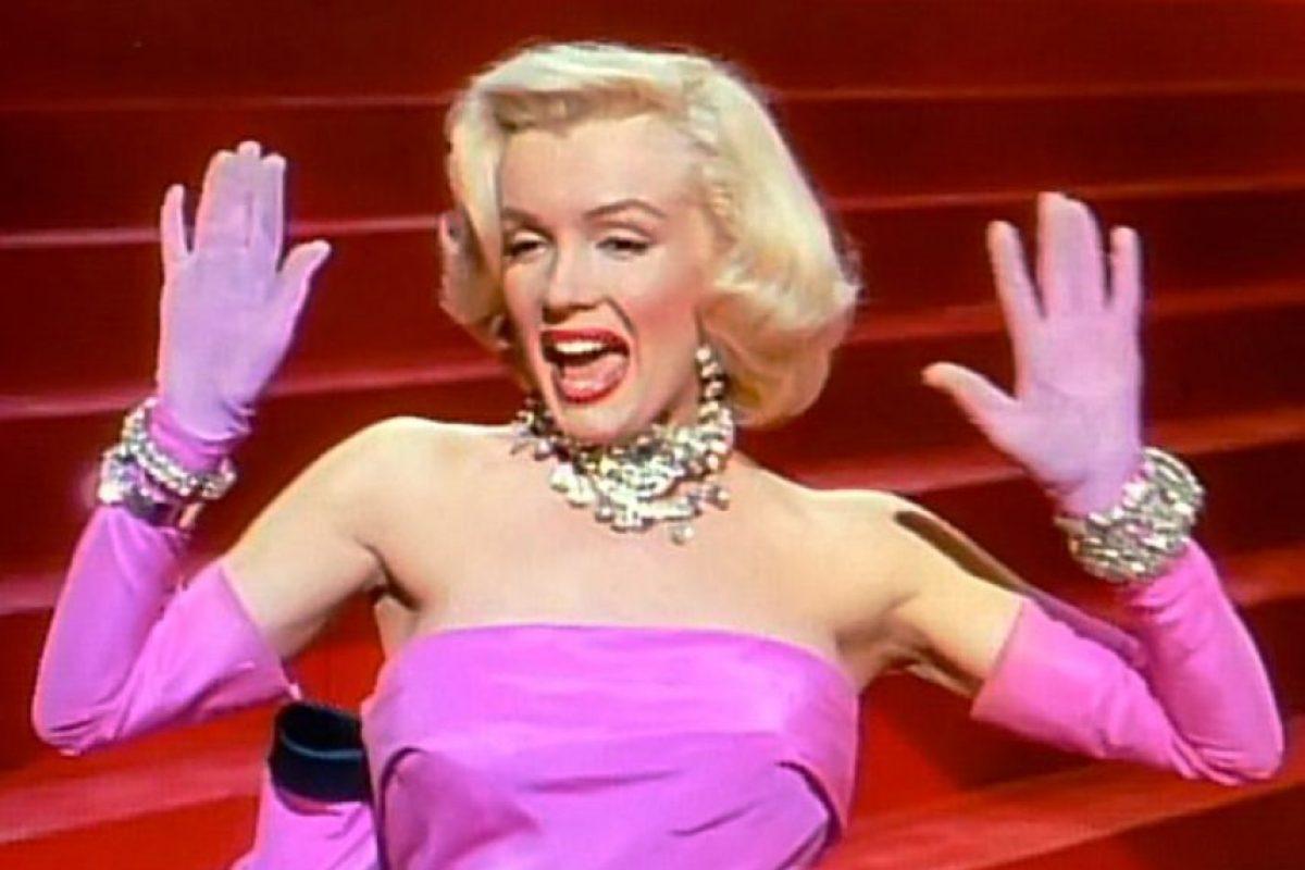 La actriz Marilyn Monroe Foto:Wikimedia