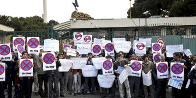 El objetvo es impedir que Irán se convierta en un Estado nuclear que pueda poner en peligro al mundo. Foto:AP