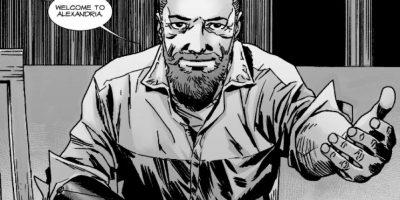 """""""The Walking Dead"""": Las diferencias entre los personajes del cómic y la serie"""