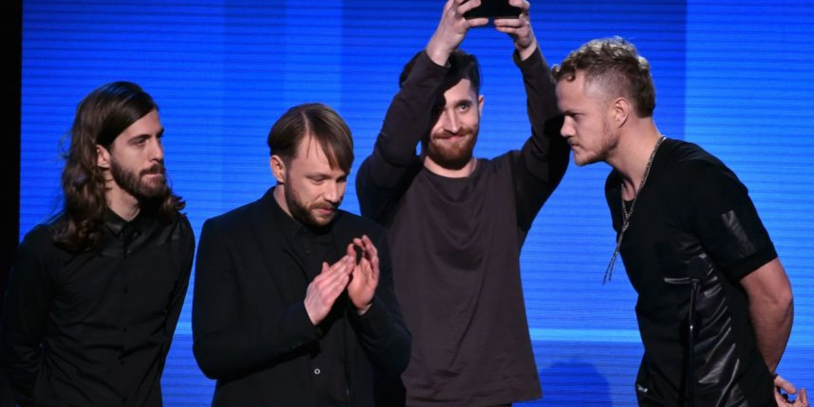 Imagine Dragons Foto:Getty Images