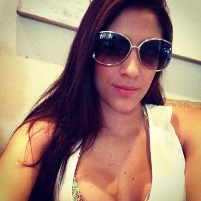 Otra foto antigua de Ospina Foto:Instagram/Daniela Ospina