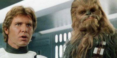 Fue filmada en Reino Unido, Islandia y Abu Dhabi Foto:Facebook Star Wars