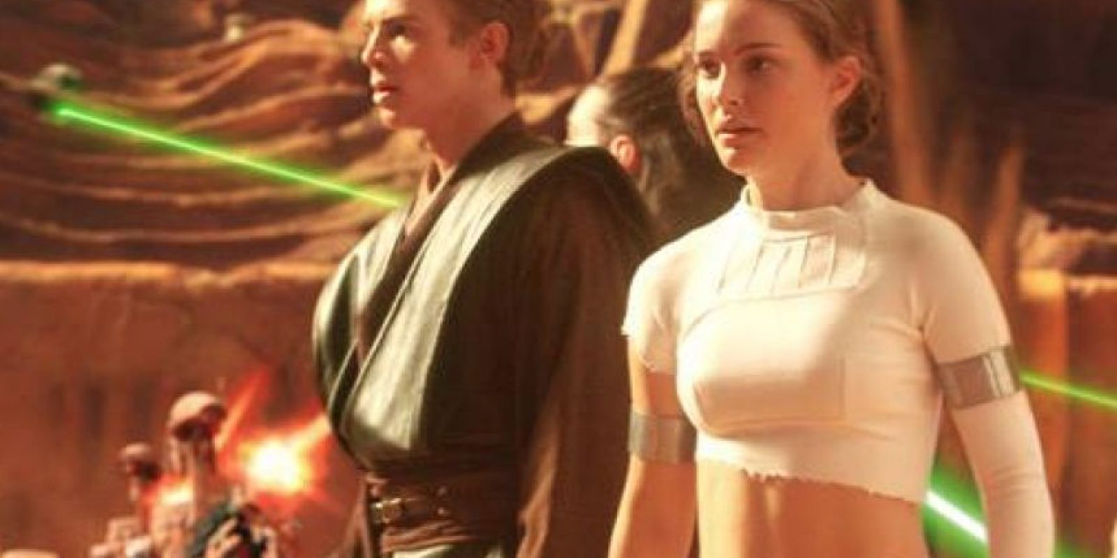 Además de Harrison Ford, Carrie Fisher, Mark Hamill, Anthony Daniels, Peter Mayhew y Kenny Baker Foto:Facebook Star Wars