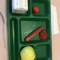 3. El joven Hunter Whitney indicó que espera mejores estándares en textura, sabor y porciones. Foto:Vía Twitter @aureviorlune
