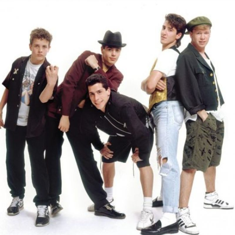 Fueron formados en Boston, Massachusetts en 1984 Foto: nkotb.com