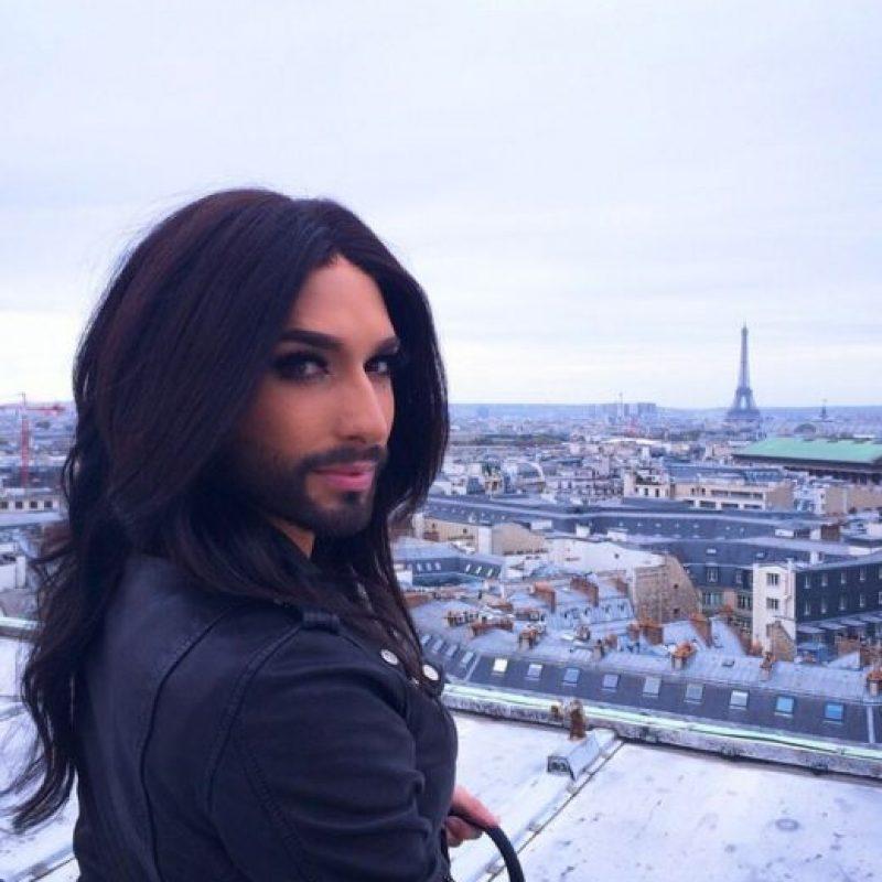 Tiene 144 mil seguidores en Instagram Foto:Instagram/Conchita Wurst