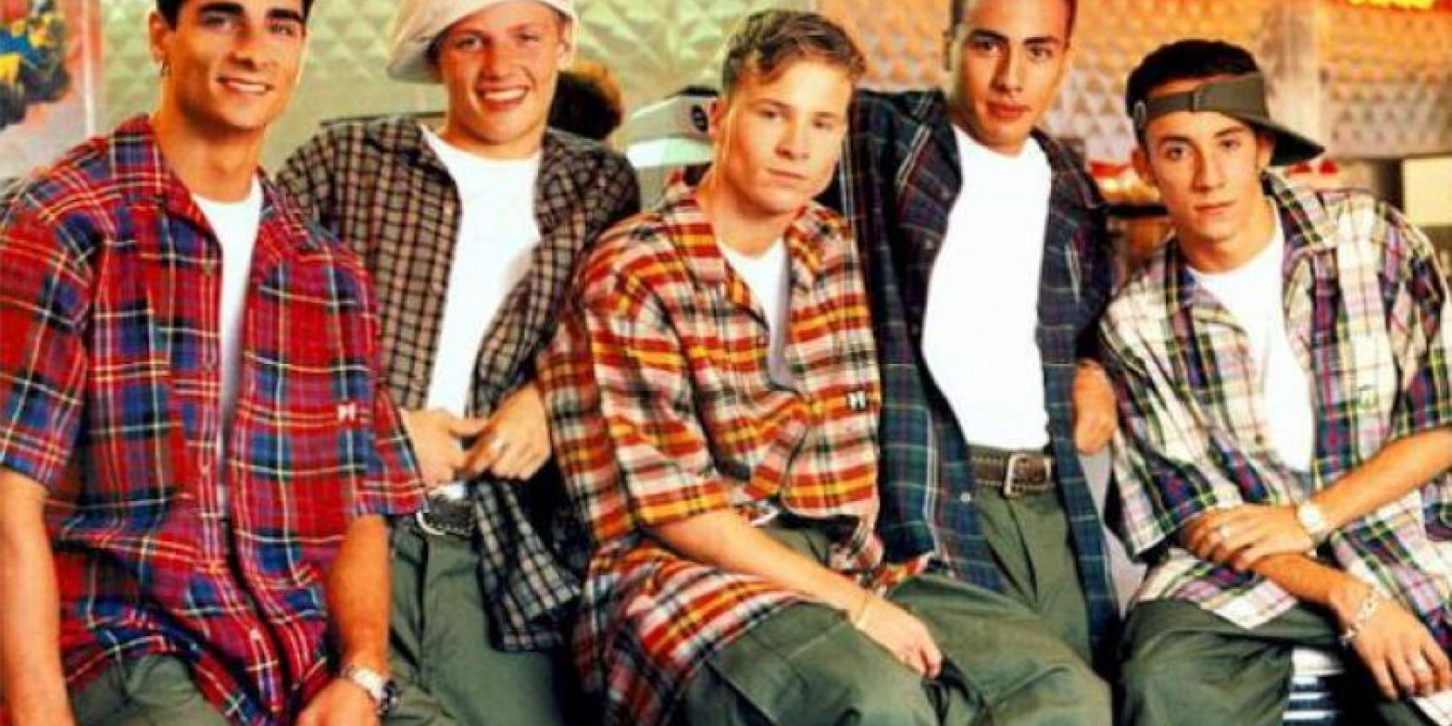 """Backstreet Boys"" Foto:the90club.wordpress.com"