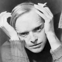El escritor y periodista Truman Capote Foto:Wikimedia