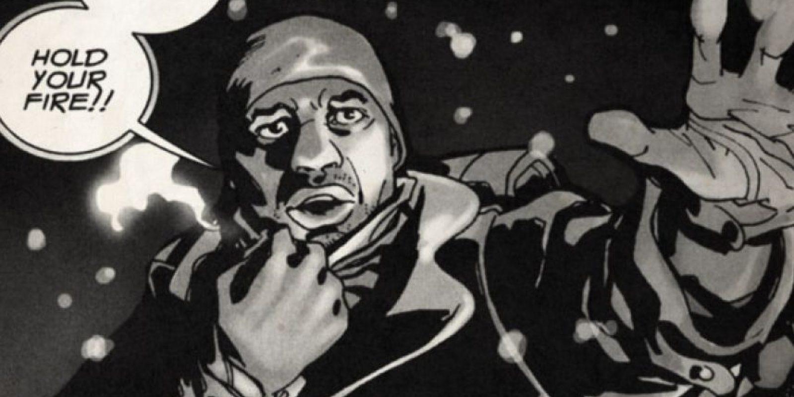 Este personaje tuvo más participación en el cómic, pues en la serie aparece después de que Shane muere. Foto:thewalkingdead.com
