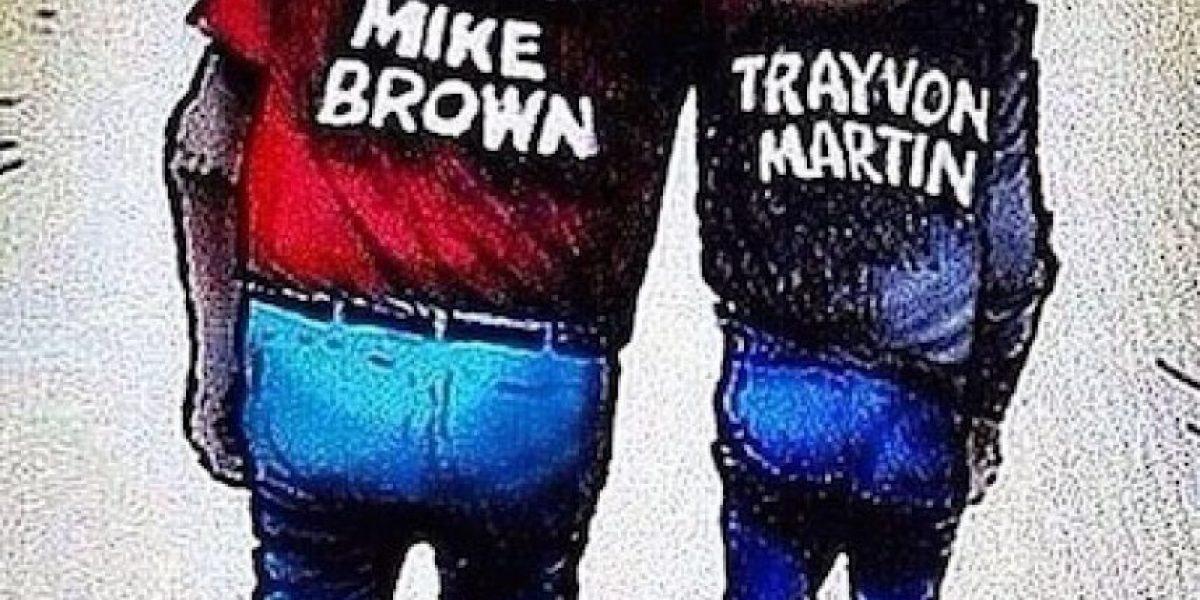 FOTOS: La indignación por el caso #Ferguson une a las celebridades