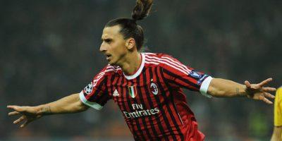 Ibrahimović ha hecho gol con el Ajax, Juventus, Inter de Milán, Barcelona, Milán y PSG. Foto:Getty Images
