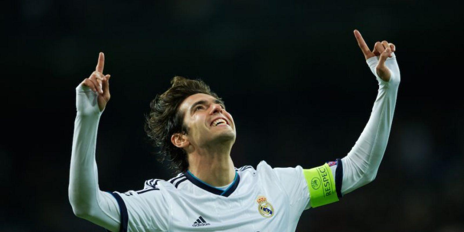 30 goles – Kaká (Brasil) Foto:Getty Images