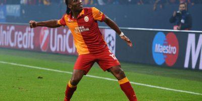 Drogba ha hecho sus anotaciones con rl Oympique de Marseille, Chelsea y Galatasaray. Foto:Getty Images