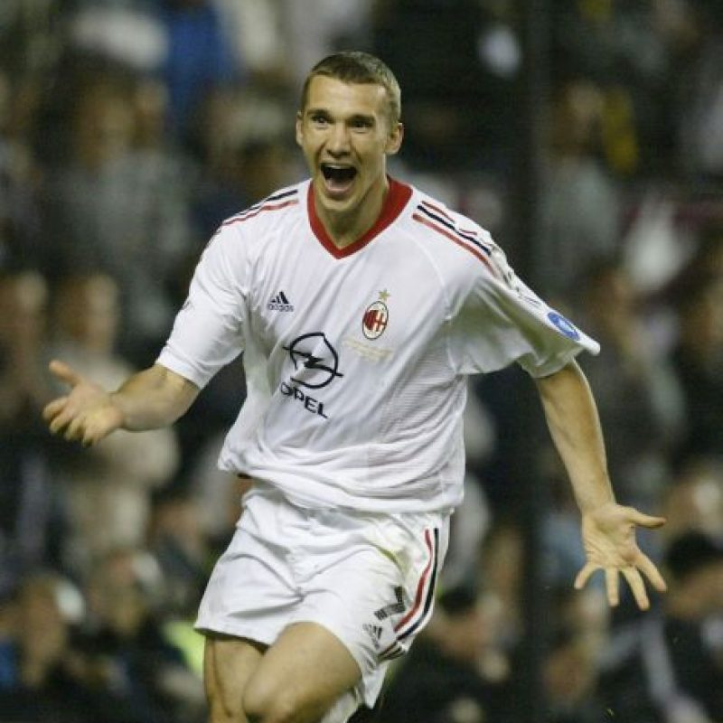 48 goles – Andriy Shevchenko (Ucrania) Foto:Getty Images
