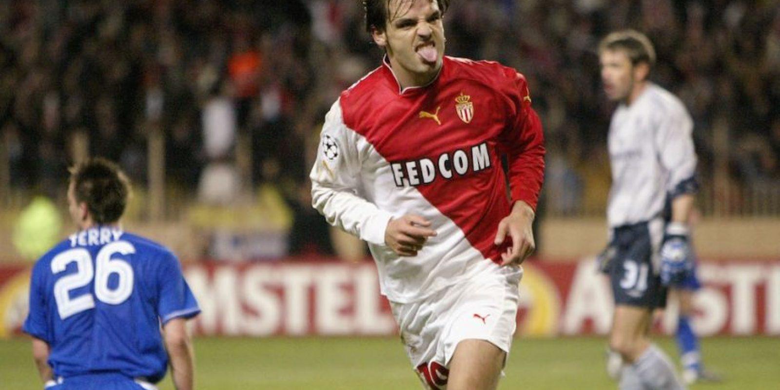Morientes consiguió anotaciones con el AS Mónaco, Real Madrid, Liverpool y Valencia. Foto:Getty Images