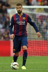 Gerrard Piqué (España) Foto:Getty Images