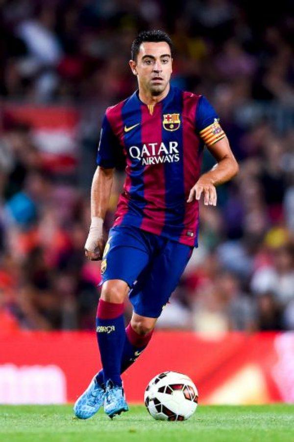 Xavi Hernández (España) Foto:Getty Images