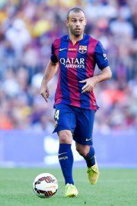 Javier Mascherano (Argentina) Foto:Getty Images