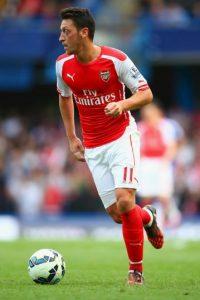 Mesut Özil (Alemania) Foto:Getty Images