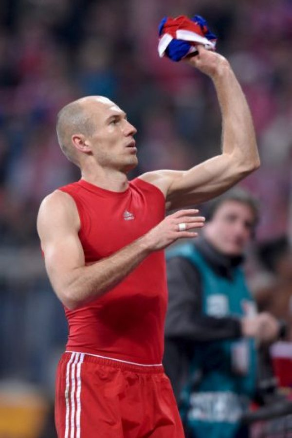 Arjen Robben (Holanda) Foto: Getty Images