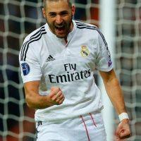 41 goles – Karim Benzema (Francia) Foto:Getty Images