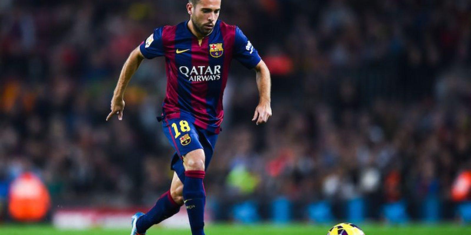 Jordi Alba (España) Foto:Getty Images