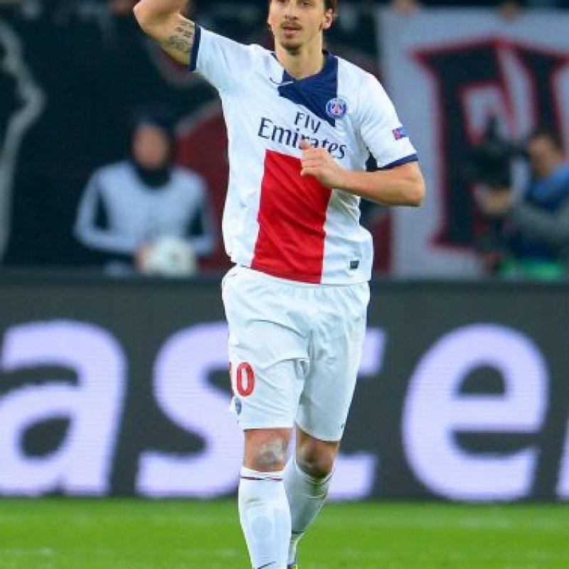 41 goles – Zlatan Ibrahimović (Suecia) Foto:Getty Images