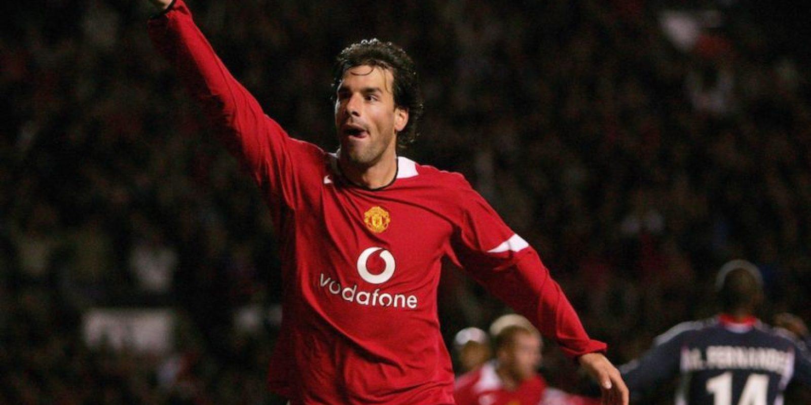 56 goles – Ruud van Nistelrooy (Holanda) Foto:Getty Images