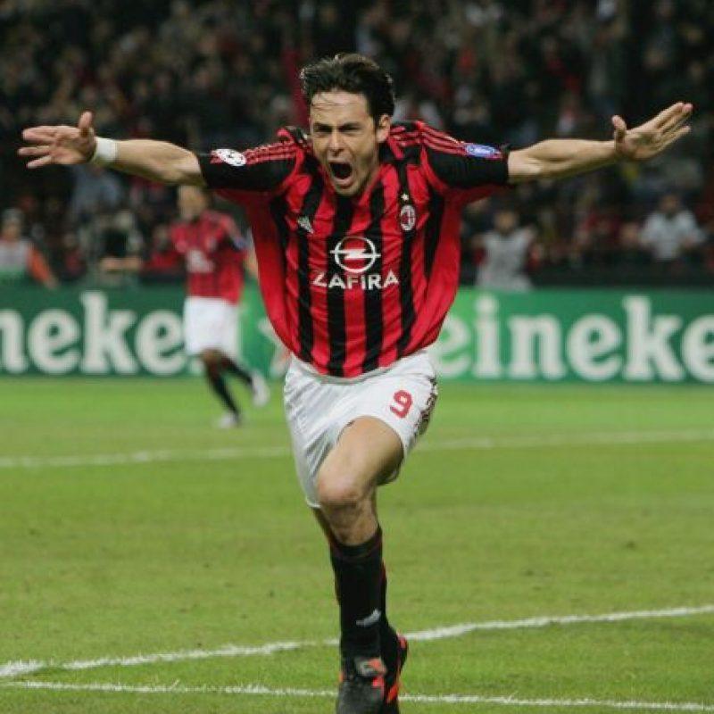 Inzaghi estableció su récord con Juventus y AC Milan. Foto:Getty Images