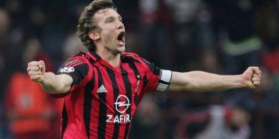 Shevchenko consiguió sus anotaciones con AC Milan, Chelsea y Dynamo Kyiv. Foto:Getty Images