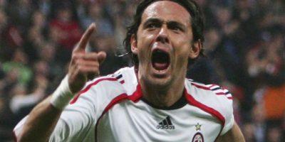 46 goles – Filippo Inzaghi (Italia) Foto:Getty Images