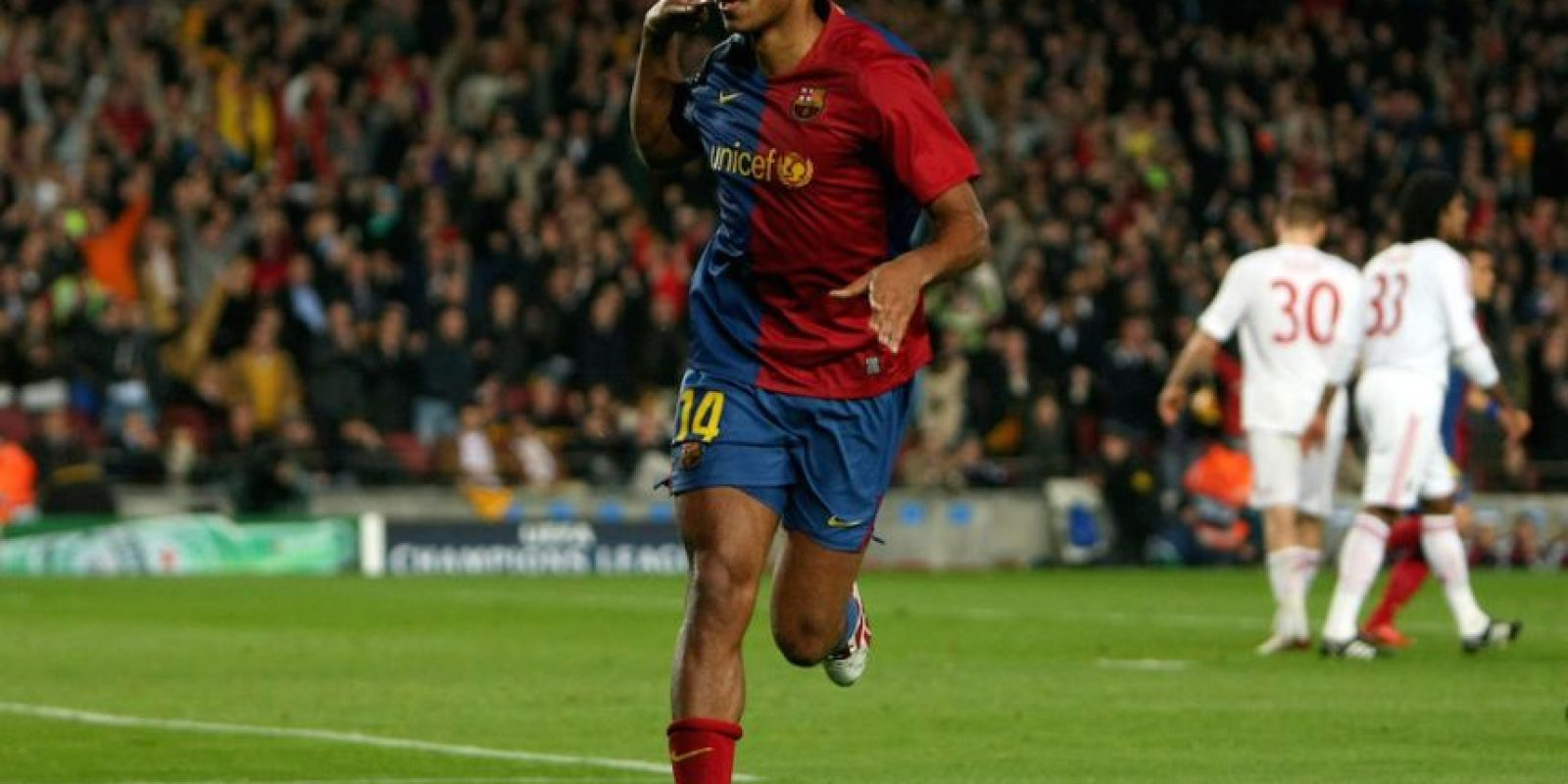 50 goles – Thierry Henry (Francia) Foto:Getty Images